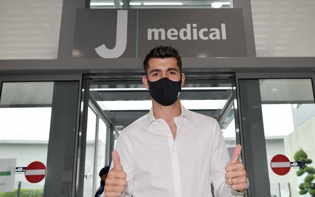 Calciomercato Juve Alvaro Morata